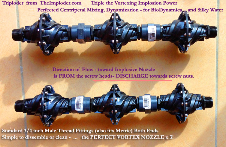 SUPERIMPLODER: Magnetic Water Treatment IS Proven Effective: More